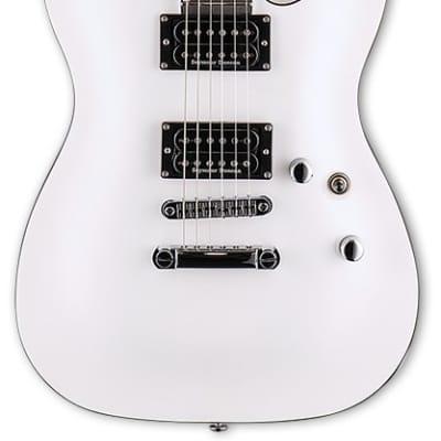 ESP LTD Eclipse '87 NT Pearl White w/bag