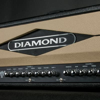 Diamond Amplification Spitfire 100 Watt USA Head