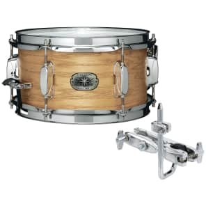 """Tama WTB1055MMTA Limited Edition Artwood Series 5.5x10"""" Birch Snare Drum with Mounting Clamp"""