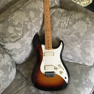 Fender Bullet H-2 with Maple Fretboard 1982 - 1983 3-Tone Sunburst for sale