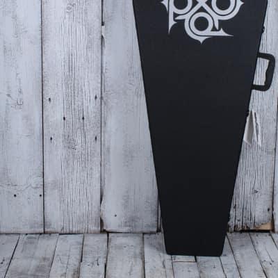 Peavey PDX Coffin Case Electric Guitar Hardshell Case Multi-Fit Guitar Case