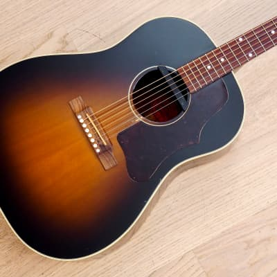2001 Gibson J-45 1963 Vintage Reissue Dreadnought Acoustic Guitar Yamano w/ohc, Hangtags for sale
