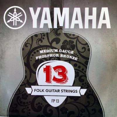 Yamaha Phosphor Bronze Acoustic Guitar Strings - 13-56 (FP13)