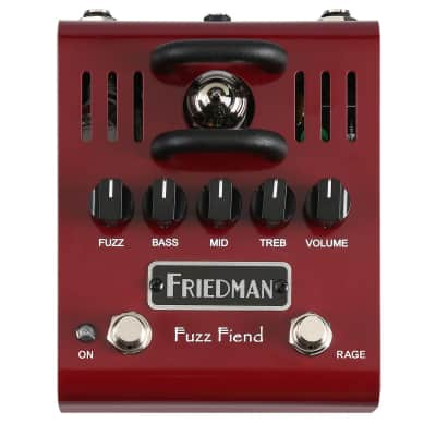 Friedman Amplification Fuzz Fiend for sale