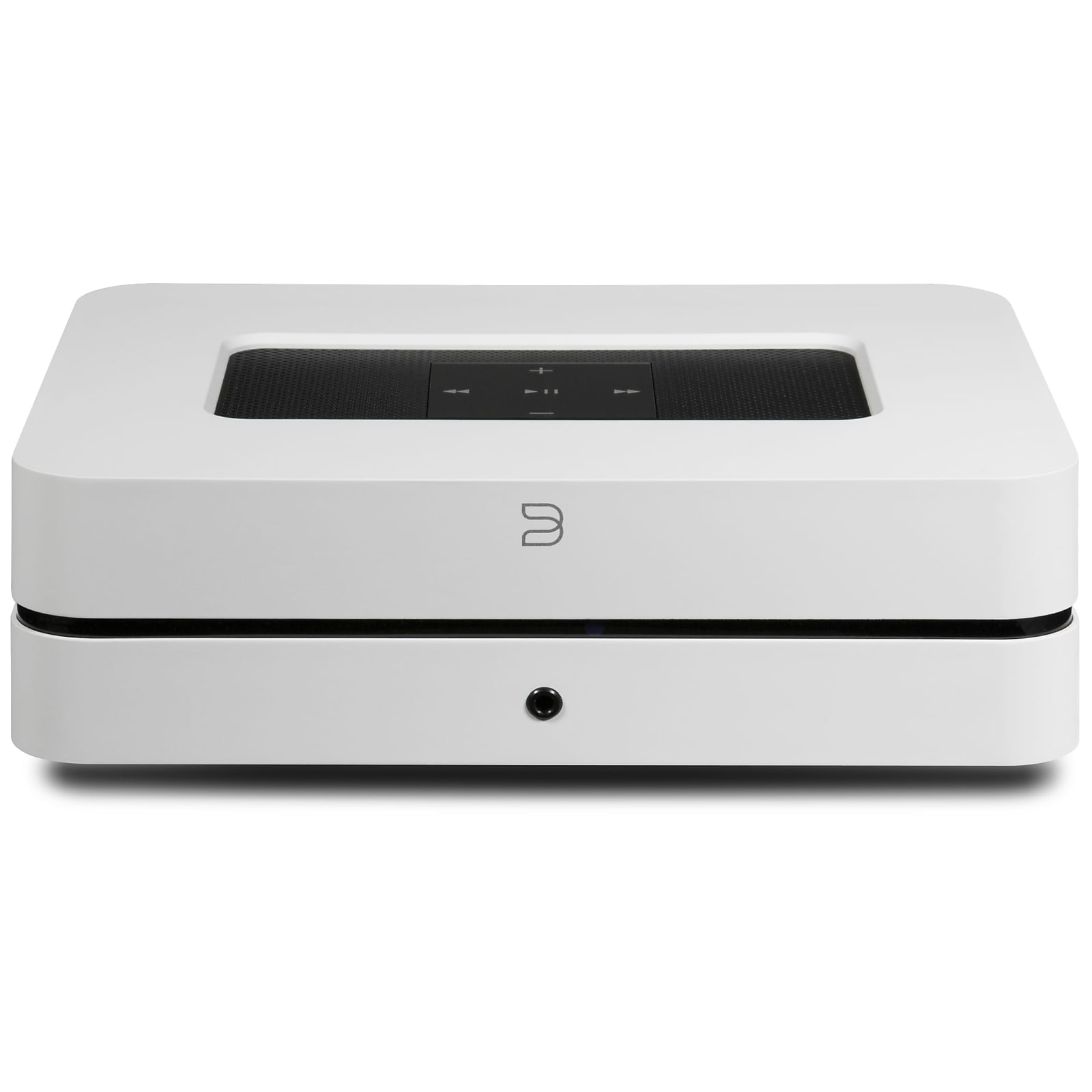 BlueSound PowerNode 2i Wireless Multi-Room Music Streaming Amplifier - White