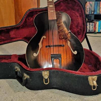 Biltmore Avon Archtop Acoustic 1938 for sale