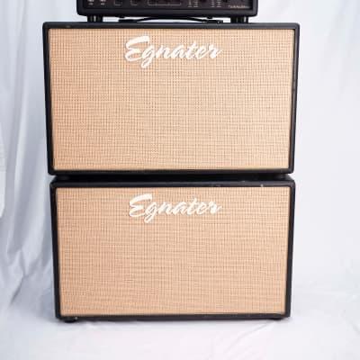 Egnater Tweaker 40 Amp head w/ tweaker 212 extension cabinet