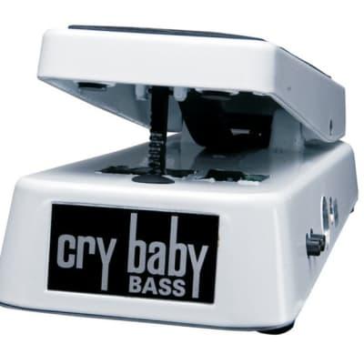 Dunlop CRY BABY BASS WAH 105Q-U Guitar Pedal
