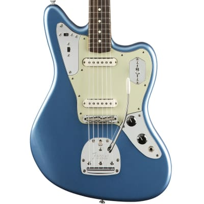 Fender Johnny Marr Signature Jaguar - Lake Placid Blue for sale