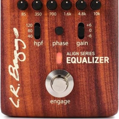 LR Baggs Align Series Equalizer Pedal for sale