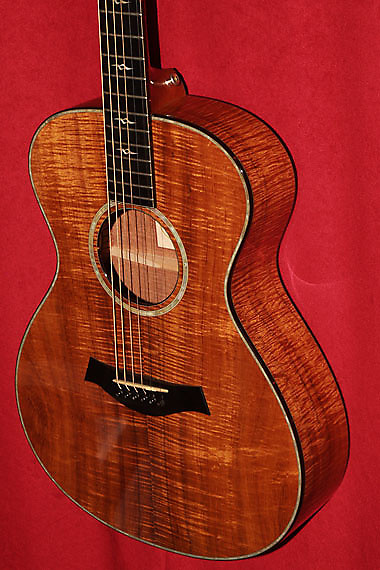 2002 Taylor K22 All Koa Acoustic Electric Guitar Labeled Reverb