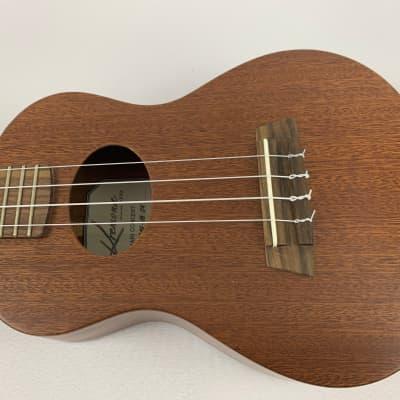 Kremona Mari concert ukulele with UK1 pickup for sale