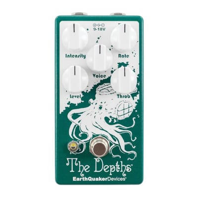 Earthquaker Devices The Depths v2 Vibrato - Clearance