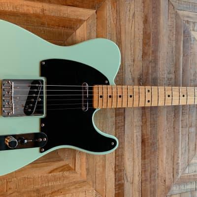 Fender  Telecaster  2019 Surf Green