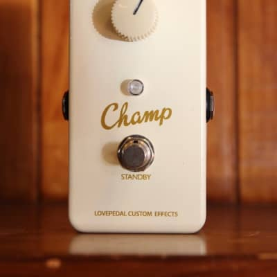 Lovepedal Champ Drive Pedal Pre-Owned