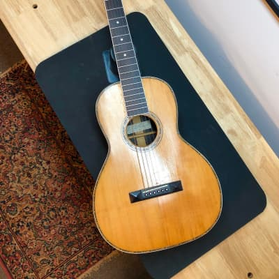 1917 Holzapfel Brazilian (similar to a Martin 00 size) for sale