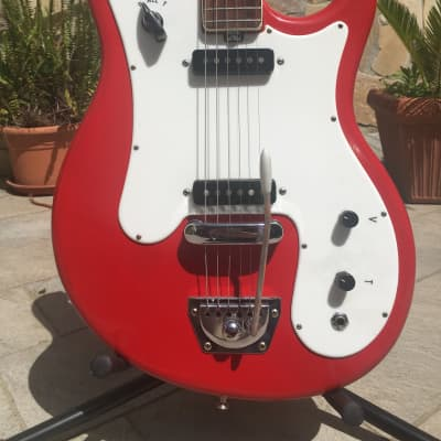 Ariston Rex Bartolini 2v rare red Made in italy for sale
