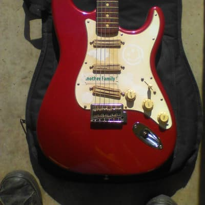 Fender Stratocaster 1996 MIM Road Warrior