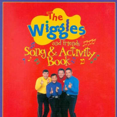 The Wiggles Song & Activity Book