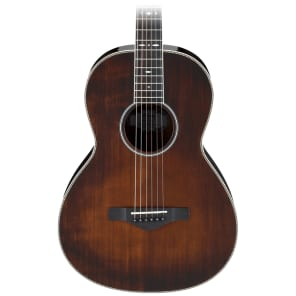 Ibanez AVN10 BVS Artwood Vintage Thermo-Aged Solid Sitka Spruce / Okoume Parlor (2016 - 2018)