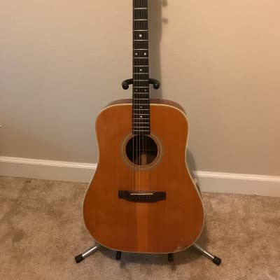 Takamine F-340 Natural 1976 for sale