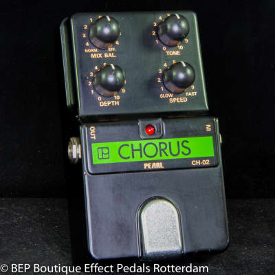 Pearl CH-02 Chorus mid 80's s/n 014588 Japan for sale