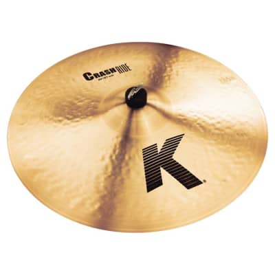 "Zildjian 20"" K Series Crash/Ride Cymbal"