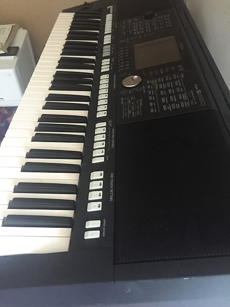 yamaha psr s950 synthesizer workstation reverb. Black Bedroom Furniture Sets. Home Design Ideas