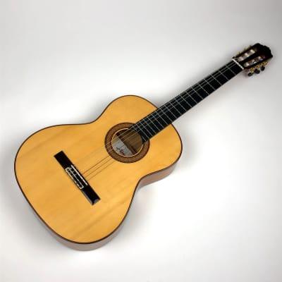 Almansa Flamenco Guitar w/hardshell case Made in Spain for sale