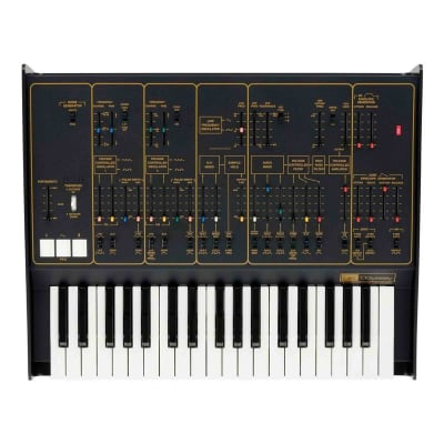 Korg ARP Odyssey Duophonic Analog Synthesizer REV 2 w/ARP FSQ Package & SQ1 Analog Sequencer