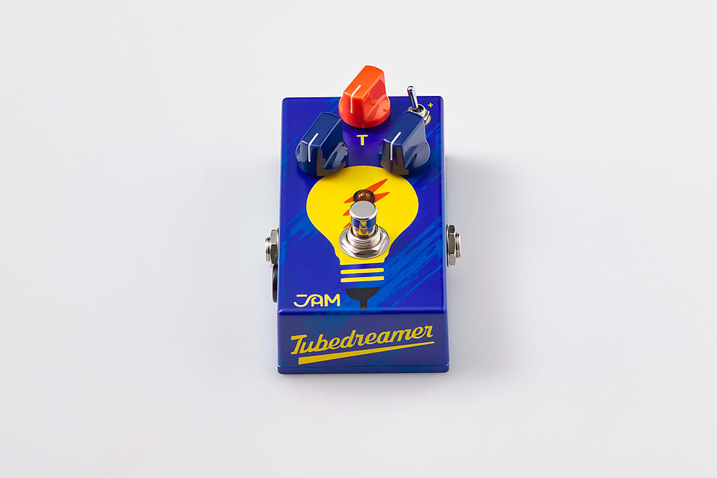 Jam Pedals TubeDreamer 2019 *Free Shipping in the USA*