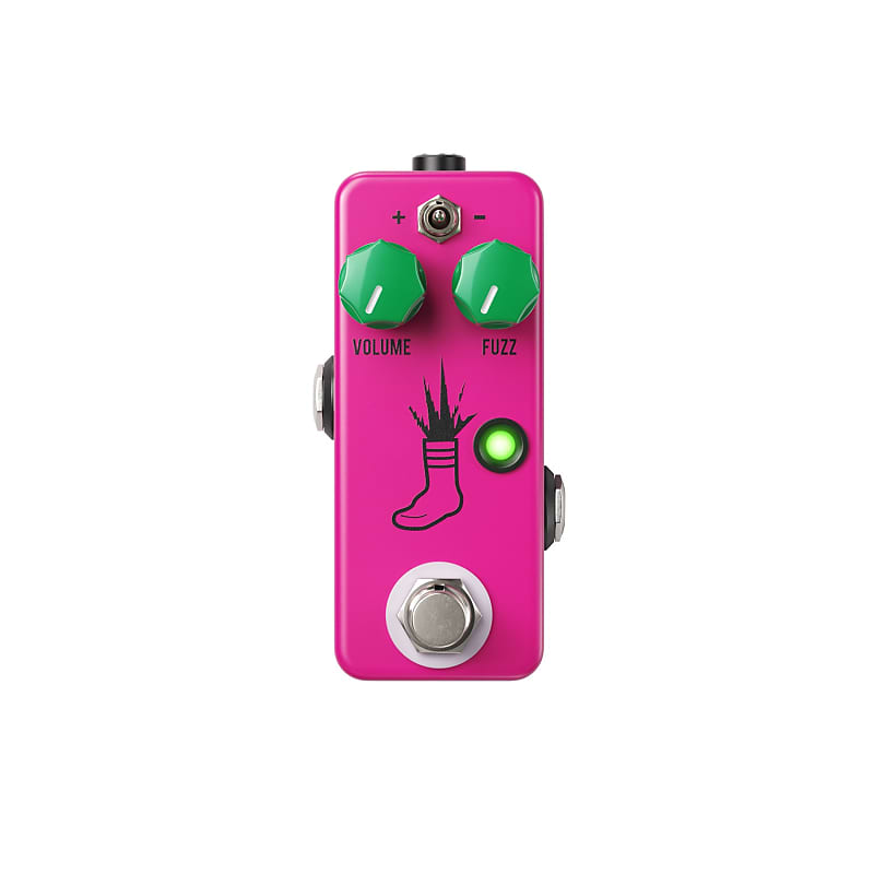 JHS Mini Foot V2 Fuzz Effects Pedal