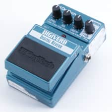 Digitech Digiverb Reverb Guitar Effects Pedal P-05415
