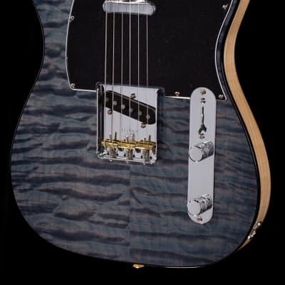 Fender Rarities Quilt Maple Top Telecaster® Blue Cloud (487)