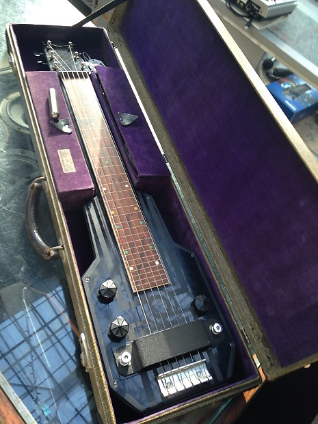 Epiphone Electar Model M Lap Steel With Matching Epiphone