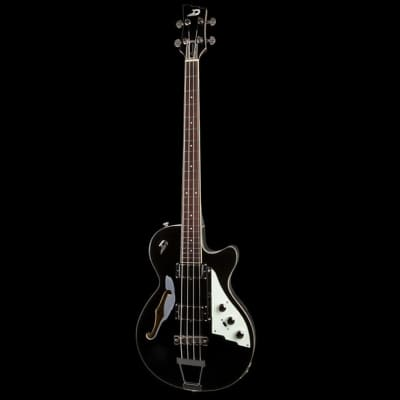 Duesenberg Starplayer Bass in Black for sale