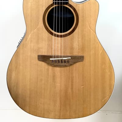 Guitare Electro-Acoustique Folk Ovation Balladeer Special S771-W + Etui for sale