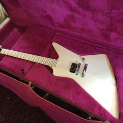 Billy Gibbons Explorer Guitar by Ed Roman Rare for sale