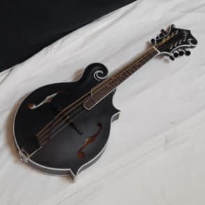 MICHAEL KELLY Legacy Satin Black Out acoustic MANDOLIN new Blem Special for sale
