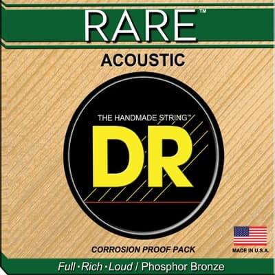 DR RPMH-13 Rare Heavy Acoustic Strings (13-56)