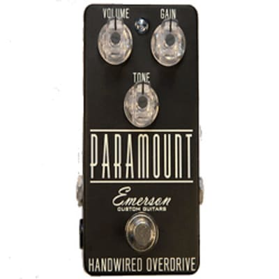 Emerson Custom Paramount Drive for sale