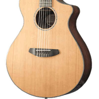 Breedlove Solo Concert Nylon CE Red Cedar-Indian Rosewood - New for sale