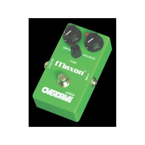 Pedal MAXON OD-808 Overdrive for sale