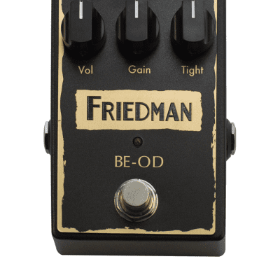 Friedman BE-OD Overdrive, Brand New from Dealer! FREE 2-3 Day Shipping in the U.S.!