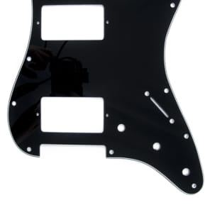 Fender Standard Stratocaster HH 11-Hole Pickguard 3-Ply