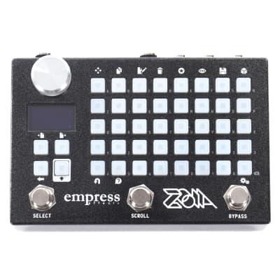 Empress Zoia Modular Synthesizer Multi-Effect Pedal