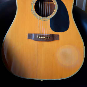 Takamine F-360s Dreadnought 1977 Made In Japan Rare Jerry Garcia Martin D28 Copy for sale