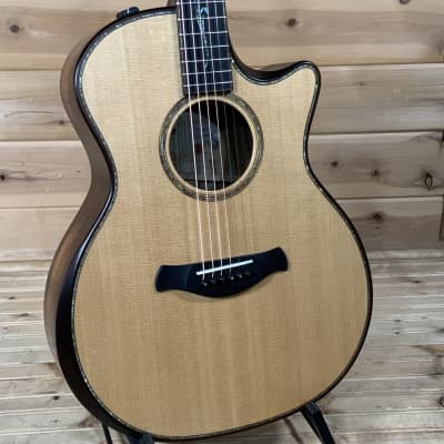 Taylor Builder's Edition K14ce Acoustic Guitar - Natural for sale