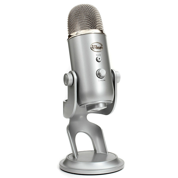 Blue Microphones Yeti Studio USB Condenser Mic