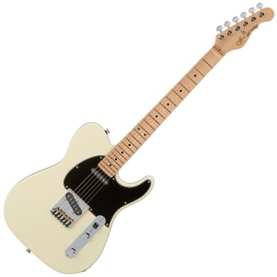 G&L ASAT Classic USA Fullerton Standard in Vintage White for sale